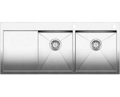 Zlewozmywak Blanco ZEROX 8 S-IF/A z listwą na baterię