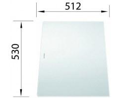 Deska Blanco Crystal-Deck do Statura 6-i czarna czarny/biały