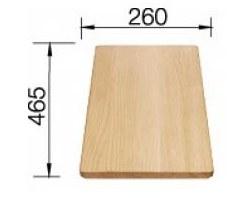 Deska Blanco drewniana, 465x260