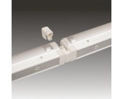Liniowa oprawa świetlówkowa w aluminiowej obudowie SlimLite CS 895mm 21W HE