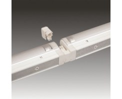 Liniowa oprawa świetlówkowa w aluminiowej obudowie SlimLite CS 1195mm 28W HE