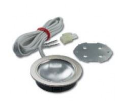 Oprawa halogenowa do mebli i metalu KB 12 10W aluminium