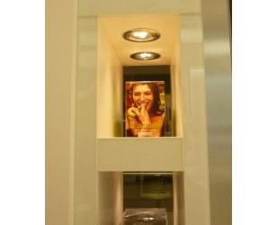 3 x Hera ARF 78 LED2 350 3W zestaw oświetlenia punktowego LED