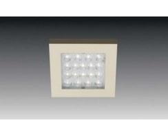 Oprawa oświetleniowa EQ-LED 1,2W nw aluminium