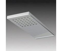 Płaska meblowa oprawa oświetleniowa LED L-Pad 7,5W nw stal nierdzewna