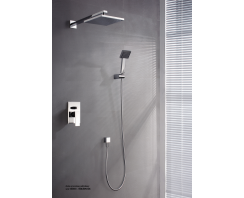 Podtynkowy zestaw prysznicowy Blue Water Toronto Tor-ZKP.150C