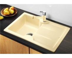 Zlewozmywak ceramiczny Blanco Idessa 45S Keramik PuraPlus® Lewy