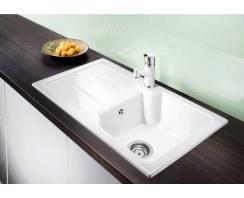 Zlewozmywak ceramiczny Blanco Idessa 45S Keramik PuraPlus® Prawy