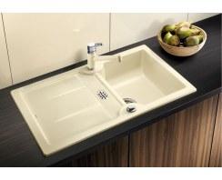 Zlewozmywak ceramiczny Blanco Idessa 5S Keramik PuraPlus®