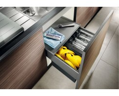 Kuchenny selektor odpadów Blanco Select 45/2 do zabudowy