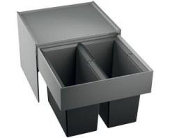 Kuchenny selektor odpadów Blanco Select 50/2 do zabudowy