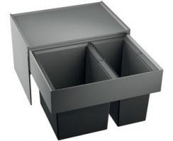 Kuchenny selektor odpadów Blanco Select 60/2 do zabudowy