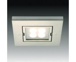 Hera ARF-Q LED 4W kwadratowa oprawa oświetleniowa