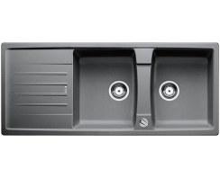 Zlewozmywak Blanco LEXA 8 S bez korka automatycznego