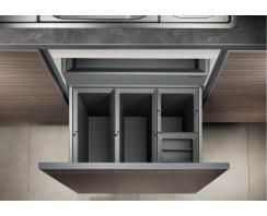 Kuchenny selektor odpadów Blanco Select Orga 60/4 do zabudowy