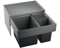 Kuchenny selektor odpadów Blanco Select XL 60/3 do zabudowy