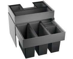 Kuchenny selektor odpadów Blanco Select 60/4 do zabudowy
