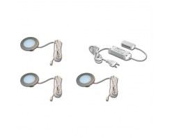 Zestaw oświetleniowy 3 opraw Hera FR 55-LED