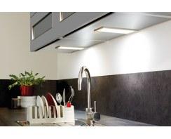 Zestaw 2 płaskich opraw podszafkowych LED SKY