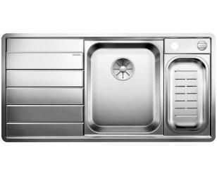AXIS III 6S-IF Steamer System-Edition stal szlachetna prawa komora z kor. InFino